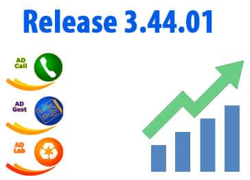 Release gestionale Assistenza Tecnica